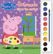 Peppa Pig - Brincando com as cores